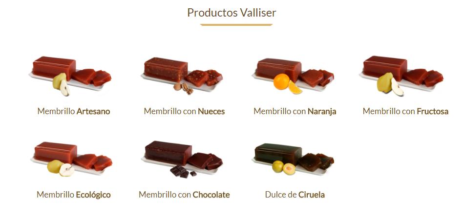 Receta de tarta de membrillo | Valliser
