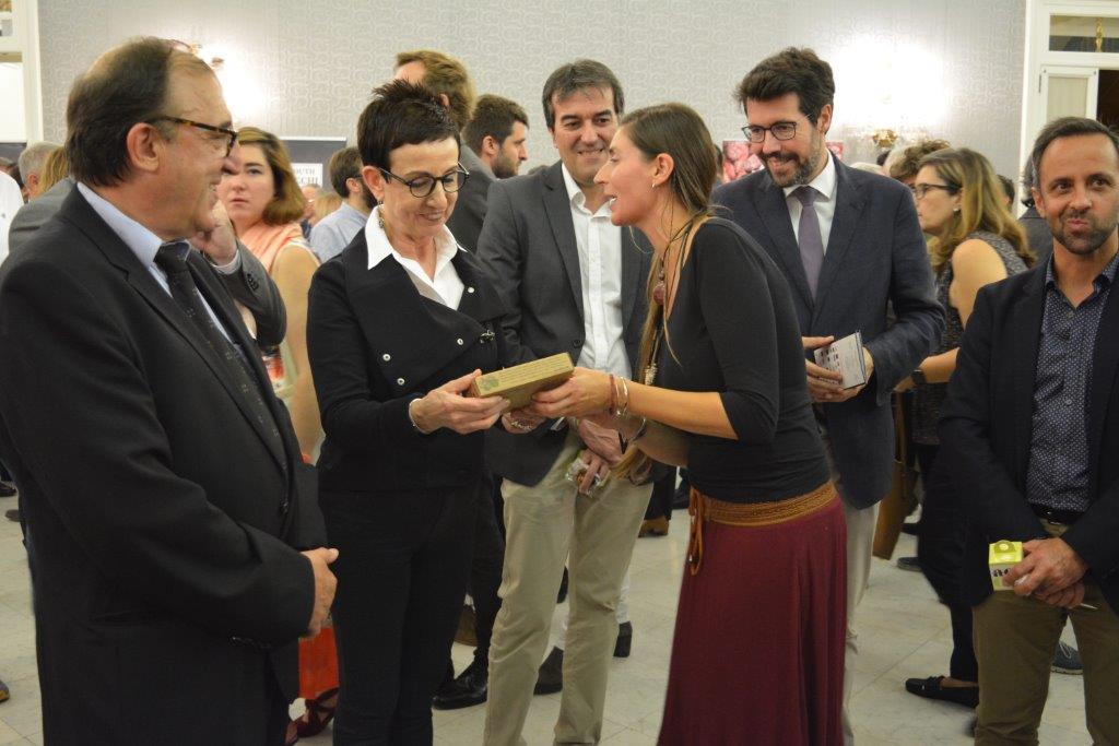Carme Ruscalleda va rebre el Premi Gourmet Català de l'Any