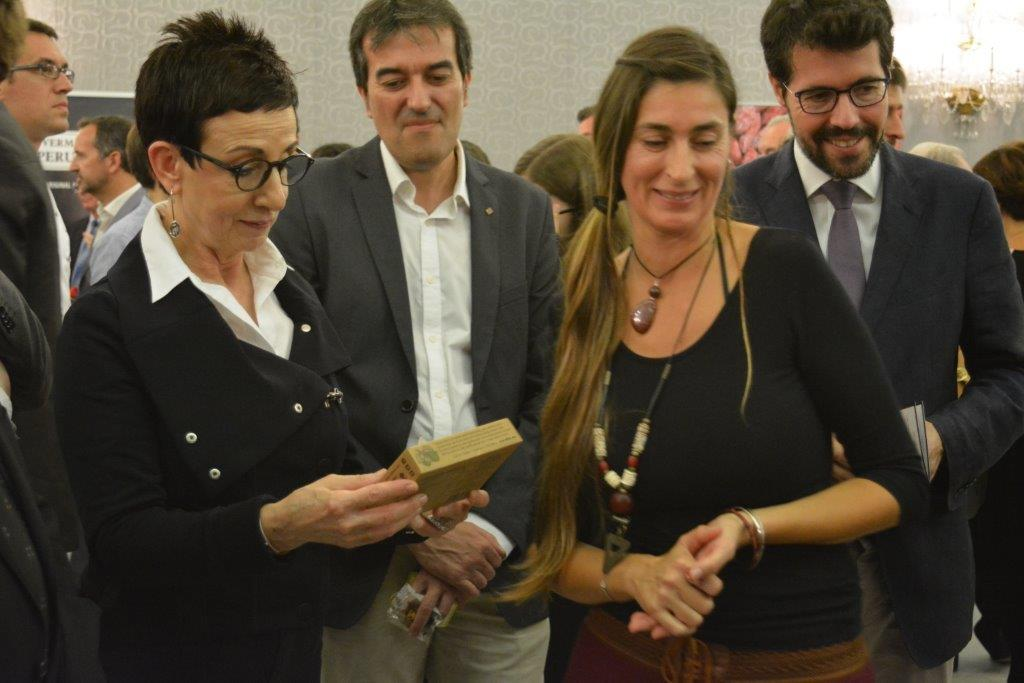 Carme Ruscalleda en la III Nit Gourmet Català 2017