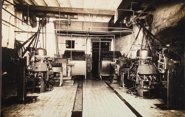 Fábrica Moritz, imágenes de la fábrica