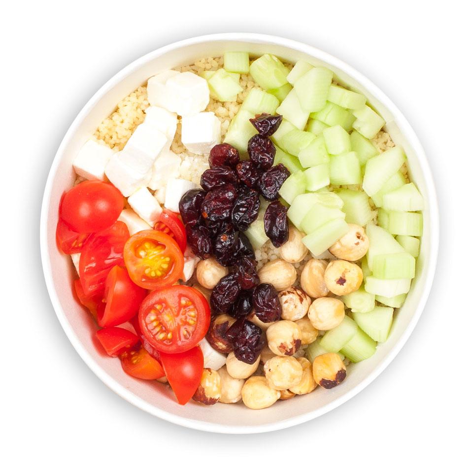 Ensalada beCuzco de beGreen Salad Company