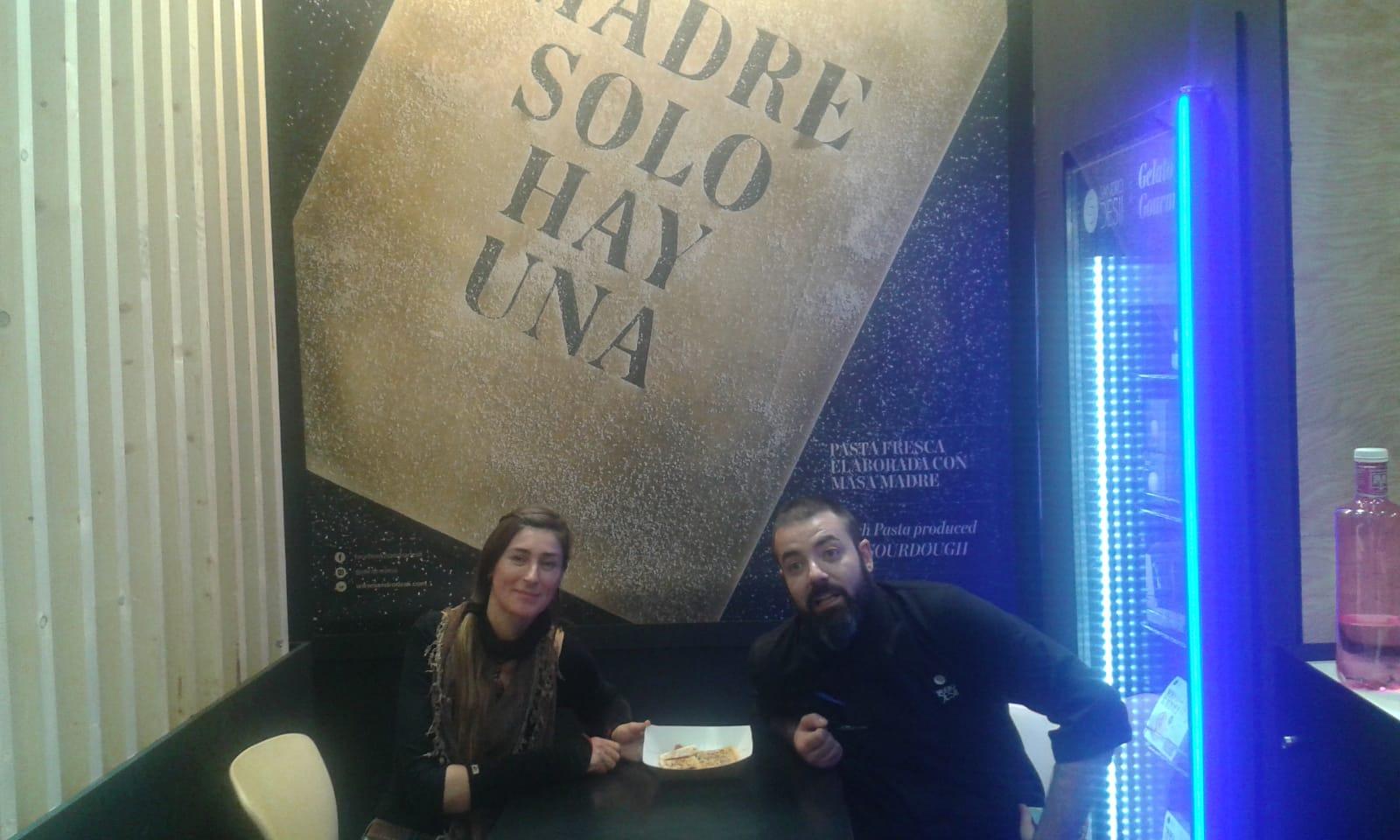 Sandri Desii en Alimentaria 2018