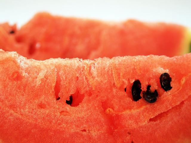 La sandía contiene propiedades antioxidantes beneficiosas para nuestro organismo