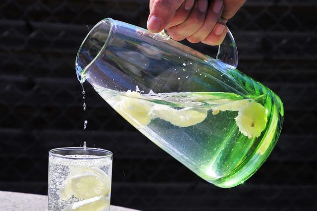 Bebidas naturales refrescantes